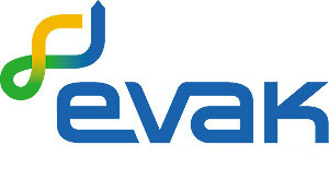Pompy zatapialne Evak - logo