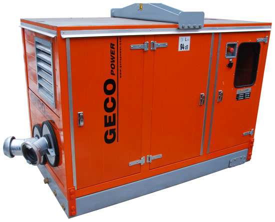 Agregat pompowy Geco Power MPD 6/20