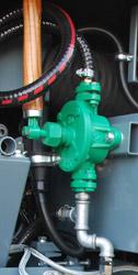 Pompa skrzydełkowa do szybkiej wymiany oleju w silniku i przekładni pompy